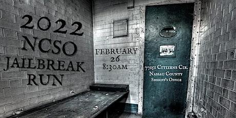 2022 NCSO Jailbreak 5k Run tickets