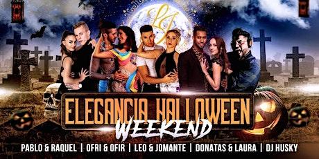 Elegancia Halloween Weekend tickets