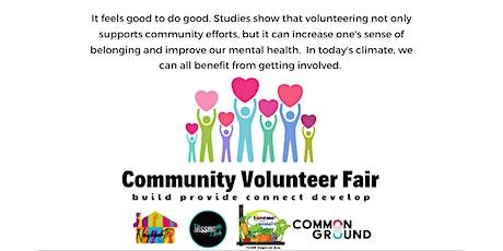 Community Volunteer Fair tickets