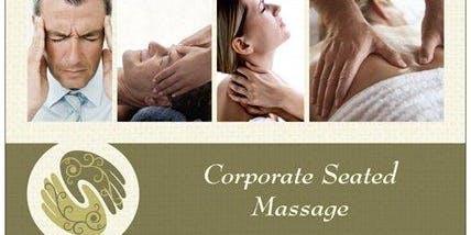 MoJ Employee Wellbeing Massage