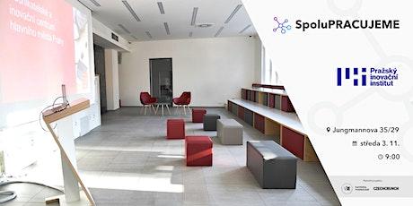 Meetup: Pražský inovační institut (3. 11.) tickets