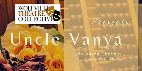 Uncle Vanya tickets