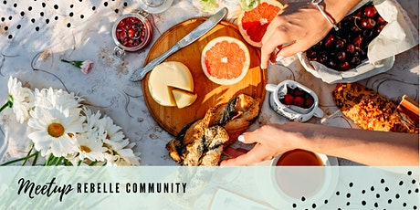 Rebelle Community Outdoor Mix & Mingle tickets