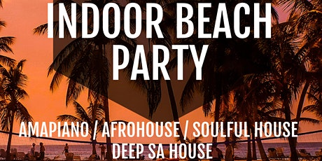 Monate Presents Indoor Beach Party & VaultSA After Party tickets