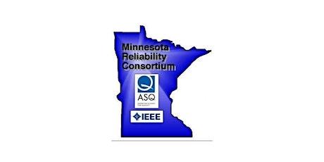 Virtual Meeting Minnesota Reliability Consortium Tuesday October 19, 6pm tickets