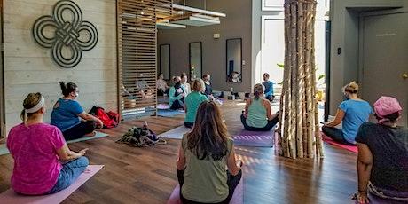 October 21st Evening Yoga & Meditation! tickets