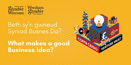 What Makes a Good Business Idea? tickets