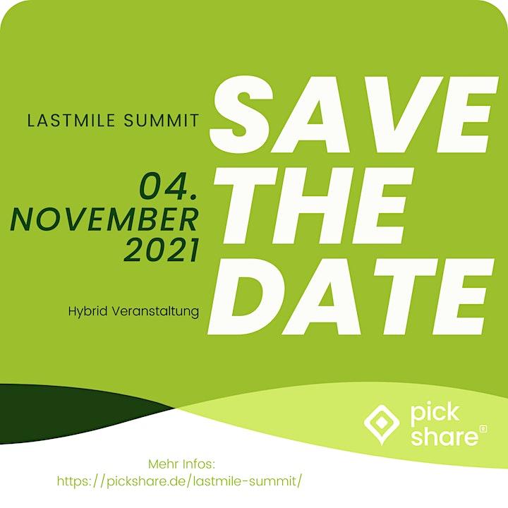 lastmile Summit - 04 November 2021: Bild