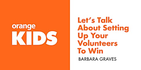Let's Talk About Setting Up Your Volunteers to Win tickets