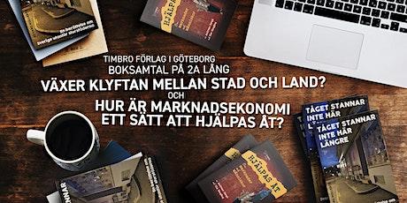 Boksamtal i Göteborg: Andreas Bergh och Edvard Hollertz biljetter