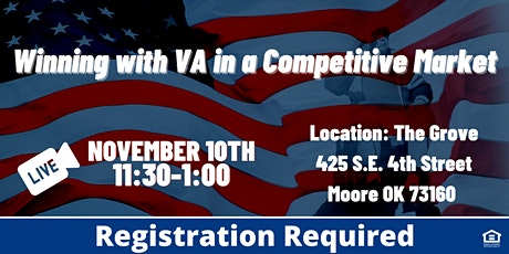 Winning with VA in a Competitive Market tickets