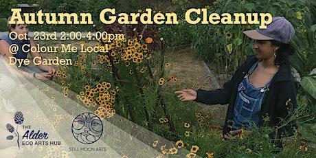 Gardeners' Gathering - Autumn Garden Cleanup tickets