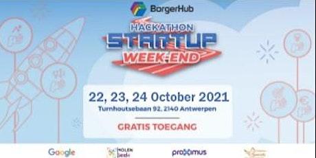 BorgerHub - Hackaton STARTUP Week-End – October 2021 tickets