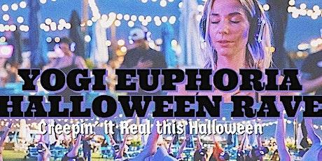 YOGI EUPHORIA HALLOWEEN RAVE tickets