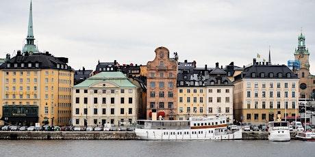 Webinar: Estudiar en Suecia entradas
