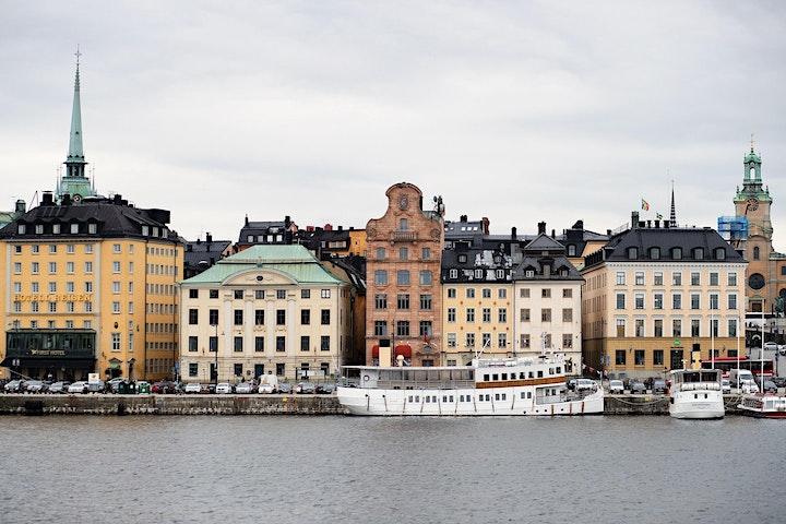 Imagen de Webinar: Estudiar en Suecia