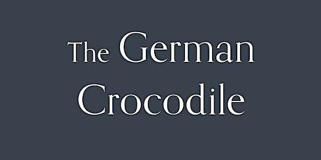 Talking Translation with Ruth Kemp, translator of The German Crocodile tickets