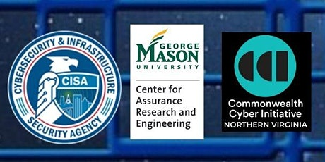 CISA and GMU Cyber Career Week Summit Cybersecurity Awareness Month '21 tickets