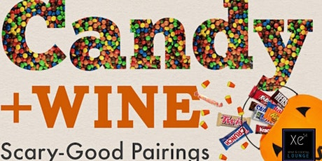 Spooktacular Wine & Candy Pairing tickets