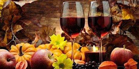 Autumn Harvest Wine Experience tickets