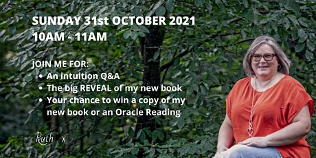 Intuition Q&A and Book Reveal with Ruth Richards tickets