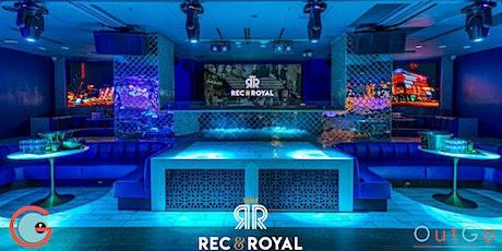 OutGo x Rec & Royal tickets