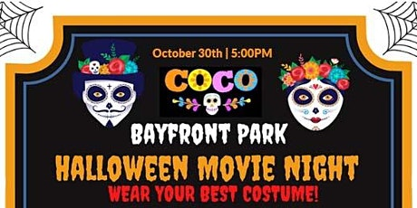 DNA Halloween Movie Night  & Trick or Treat at Bayfront Park on October 30 tickets