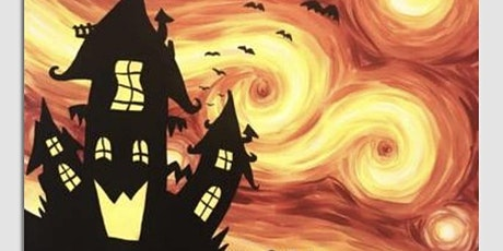 Paint and Sip - Halloween Fun tickets