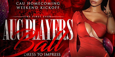 AUC PLAYERS BALL tickets