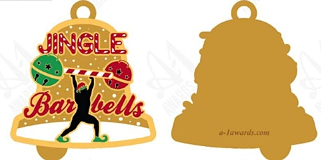 Jingle Barbells Weightlifting Championships tickets