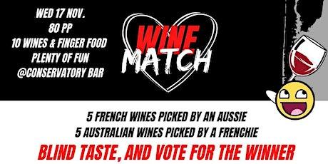 Wine wars tickets