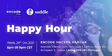 Encode x Saddle Happy Hour tickets