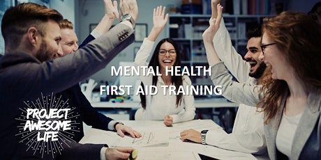 First Aid for Mental Health Qualification - St Pauls House, Birmingham tickets