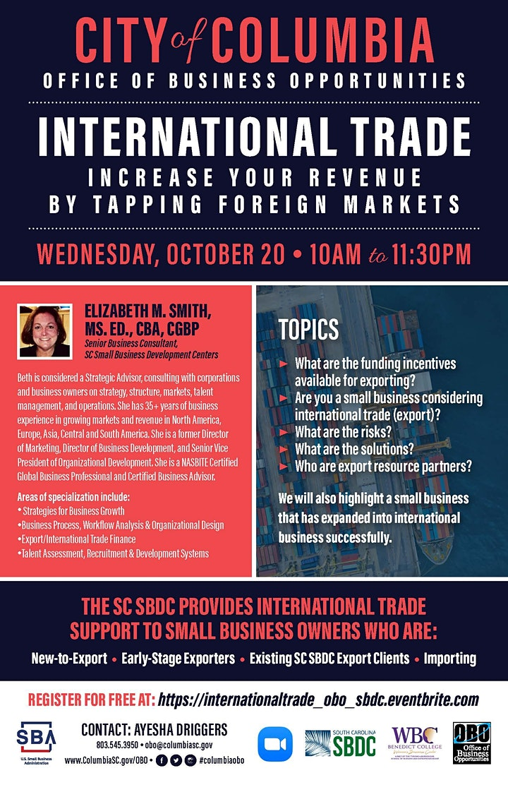 International Trade: Increase Your Revenue by Tapping Foreign Markets image