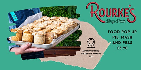 Food Pop Up: Rourkes  famous Pie and Mash tickets