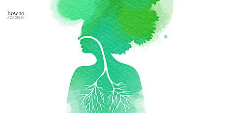 The Breathing Revolution – A Roadmap to Inner Calm | Yolanda Barker tickets
