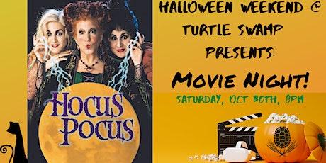 "Halloween Movie Night Featuring ""Hocus Pocus""! tickets"