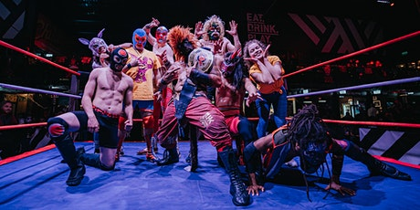 DAY OF THE DEAD LUCHA LIBRE EXTRAVAGANZA tickets