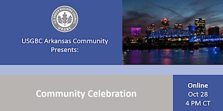 USGBC Arkansas Presents: Community Celebration tickets