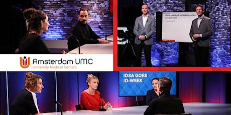 IDSA (Infectieziekten Symposium Amsterdam) tickets