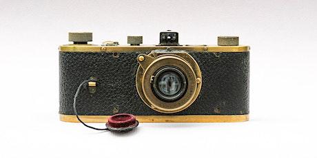 Vortrag: Barnacks erste Leica, Dr. Günter Kisselbach Tickets