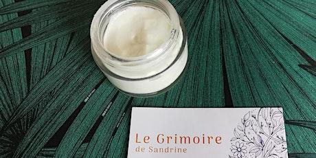 Atelier  cosmétique Crème Hydratante Visage billets