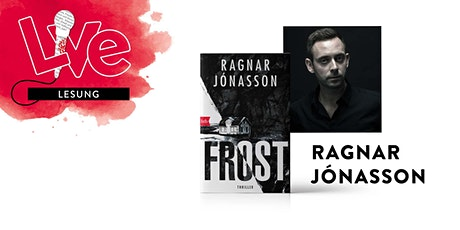 LESUNG: Ragnar Jónasson Tickets