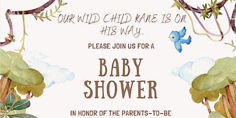 Kane's Jungle Safari Baby Shower tickets