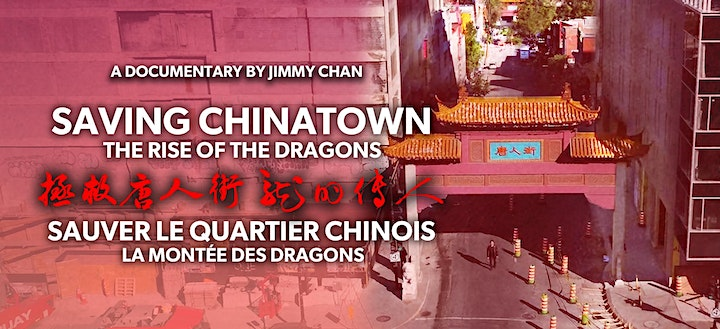Saving Chinatown - The Rise Of The Dragons | 拯救唐人街—龙的传人 image