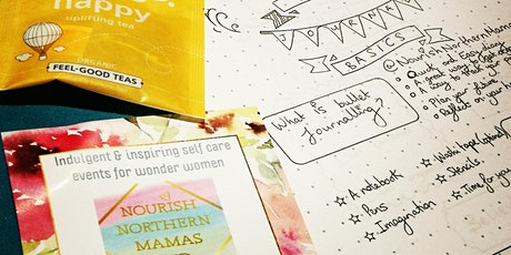 Cheadle - Self Care Journal Club November by Nourish Northern Mamas tickets