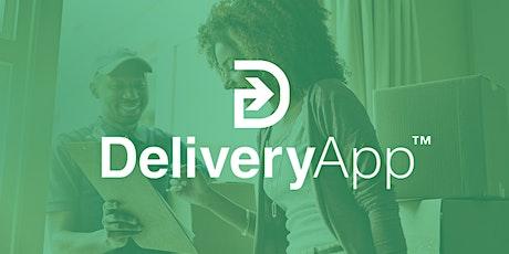 Cambridge DeliveryApp Driver Event! tickets