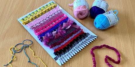 Weaving Workshop 10.30-11.15am tickets