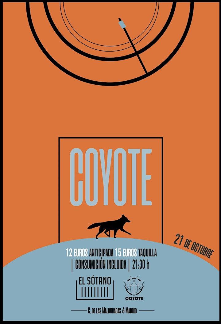 Imagen de COYOTE  - CONCIERTO