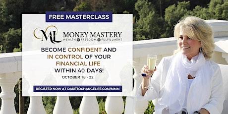 Money Mastery tickets